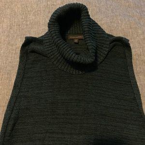 Banana Republic Tunic Turtleneck Sweater